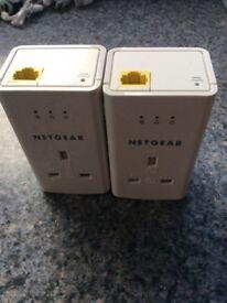 Netgear 500+ Power Plugs