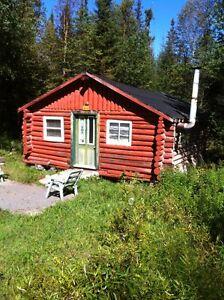 camp de chasse et peche (zone18)    12,500$