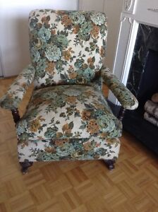 Vintage Chair - 100 Years Old - Excellent Condition