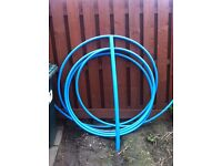 20-30m of blue HDPE Tubing for FREE