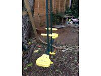 Plum 10cm see saw swing glider garden