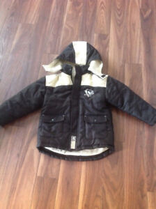 Boys Pittsburgh Penguins Winter Jacket