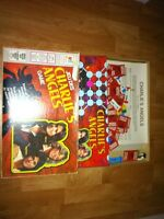 Vintage MB Charlie's angels board game