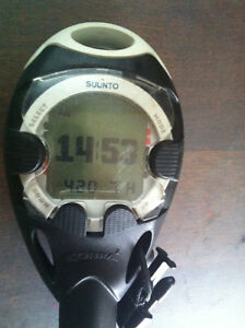 Used Cobra 2 Air Intergrated Scuba Computer with quick connect
