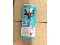 Bluetooth selfie stick (new) £10 collection coventry