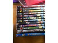 Power rangers dvd films