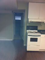 Ground Level One Bedroom Basement Suite. All included