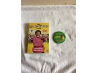 Mrs brown's boys series one DVD and large badge good condition