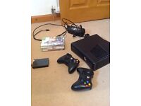 Xbox 360 Slim with 120GB Hard Drive included