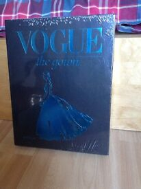 Vogue The Gown Book £55 ONO