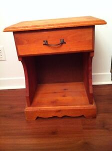 Night stand (this is a good winter project : ))