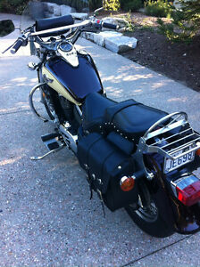 Low seat height , 1997 Kawasaki 800, One owner