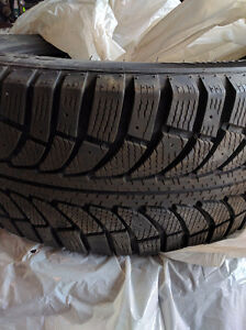 Winter tires. Peterborough Peterborough Area image 2
