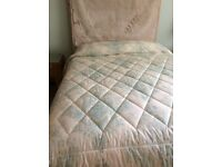 Dorma Quilted Bedspread - in Very Good Condition