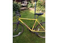 """Gents Road Bike 'Townsend' 18 Shimano gears 26"""" Wheels"""