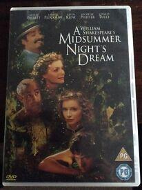 Midsummer Nights Dream DVD