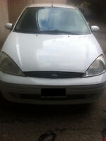 2003 Ford Focus Trade For 2003 Chevrolet S-10 Pickup Truck