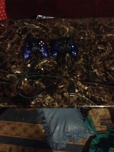 Old Xbox controller and wire