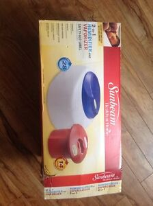 Sunbeam 2-in-1 humidifier and vaporizer