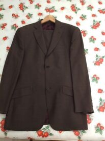 BRAND NEW Ted Baker Indurance suit