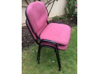 NEW Superb Quality CHAIRS - Multipurpose & Stackable