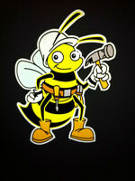 Bee mascot job, easy and fun job, with good pay!!
