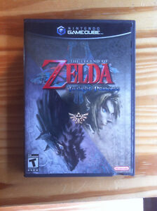 Rare Complete Twilight Princess Gamecube/Wii Great Condition