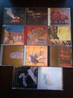 The Mars Volta, Sparta, At the Drive-In CDs