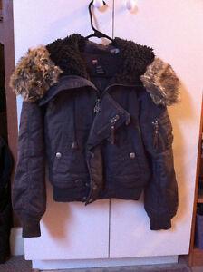 Manteau d'hiver de marque Diesel xsmall