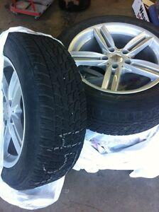 mags CAMARO ou.BMW et pneu toyo hiver