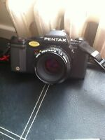 Pentax A3000 with Flash 341CA