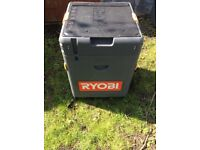 Ryobi tool chest