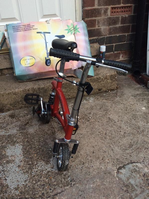 Mini Clown Bike Suitable