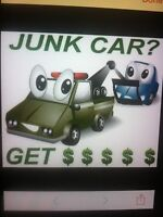 Scrap car removal cash for cars