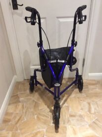 Mobility three wheeled walker BRAND NEW (CAN DELIVER)