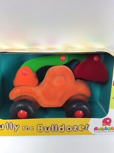 Toy Bulldozer-Soft Foam