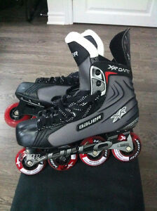 BAUER ROLLERBLADES SIZE 11.5 - USED TWICE GREAT CONDITION Gatineau Ottawa / Gatineau Area image 1