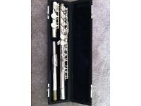 Flute and hard case from Dawsons Music