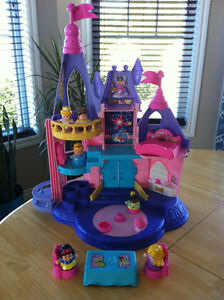 Château de princesse Little people (Fisher Price)