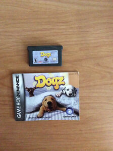 Dogz Gameboy Advance Game