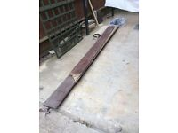 FREE various lengths planks of wood