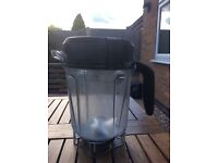 VITAMIX LOW PROFILE 2litre WET CONTAINER(used)- cost for new £140
