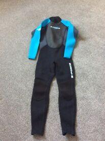G FORCE 3mm kids Wetsuit 154-162cm