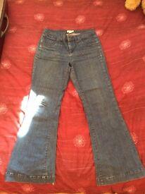 Monsoon jeans size 10
