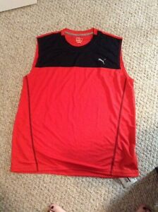 Puma sleeveless shirt