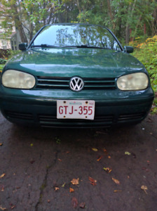 Vw Cabriolet 2001 Automatic