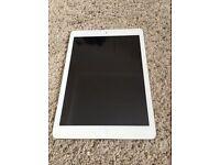 iPad Air silver 16gb wifi