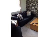DFS sofa and chair VGC 325.00 Ono.