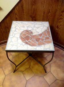 Bowring Mosaic Accent Table - MUST GO, DUE TO RENOVATIONS
