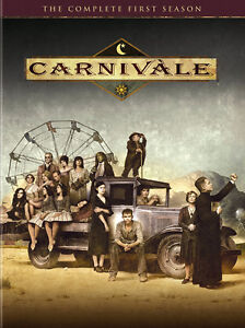 Carnivale Season 1 and Season 2-$10 each(new and sealed) or....